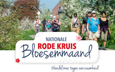 April = Rode Kruis Bloesemmaand!