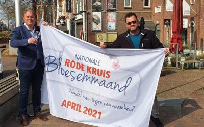 Rode Kruis Bloesemmaand officieel gestart!